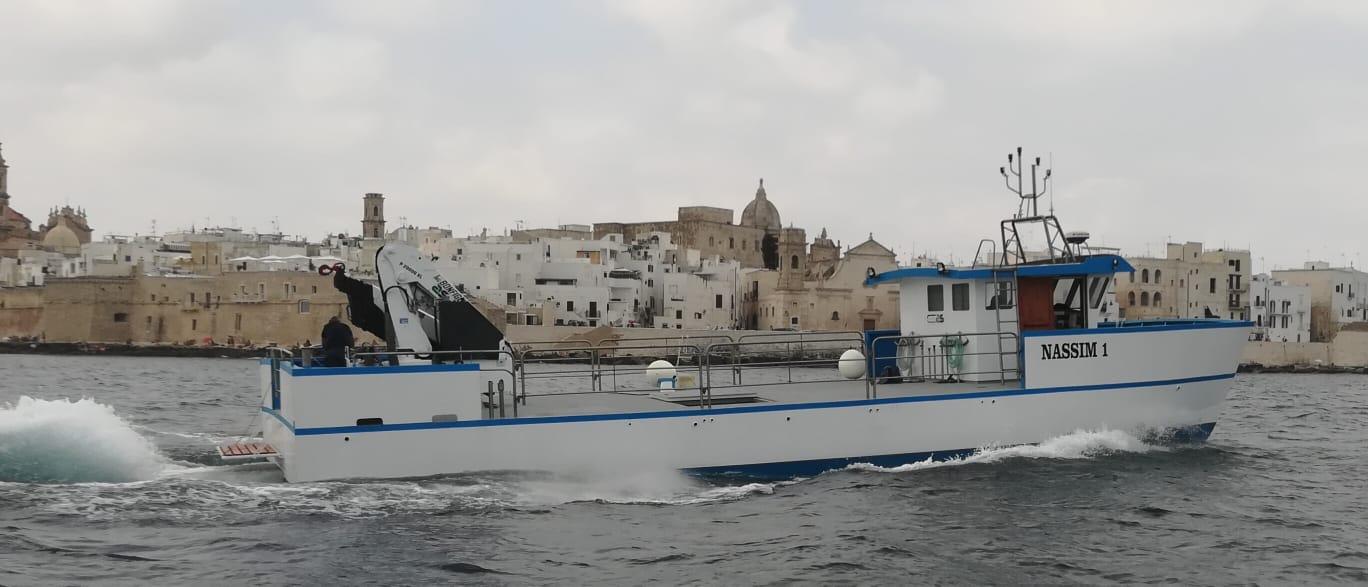 Imbarcazioni da lavoro